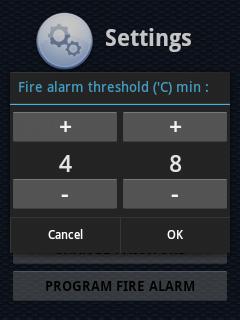 fire alarm programming